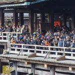 外国人観光客の観光公害に悩む京都-市バスの市民利用が困難に